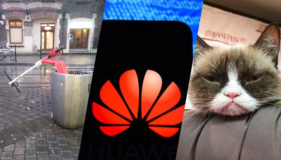 Co nowego w technologii? Google zrywa współpracę z Huawei i blokuje mu dostęp do usług