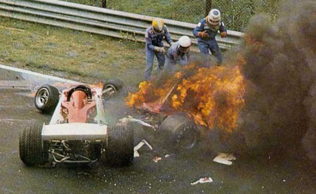 Niki Lauda - Joe Monster
