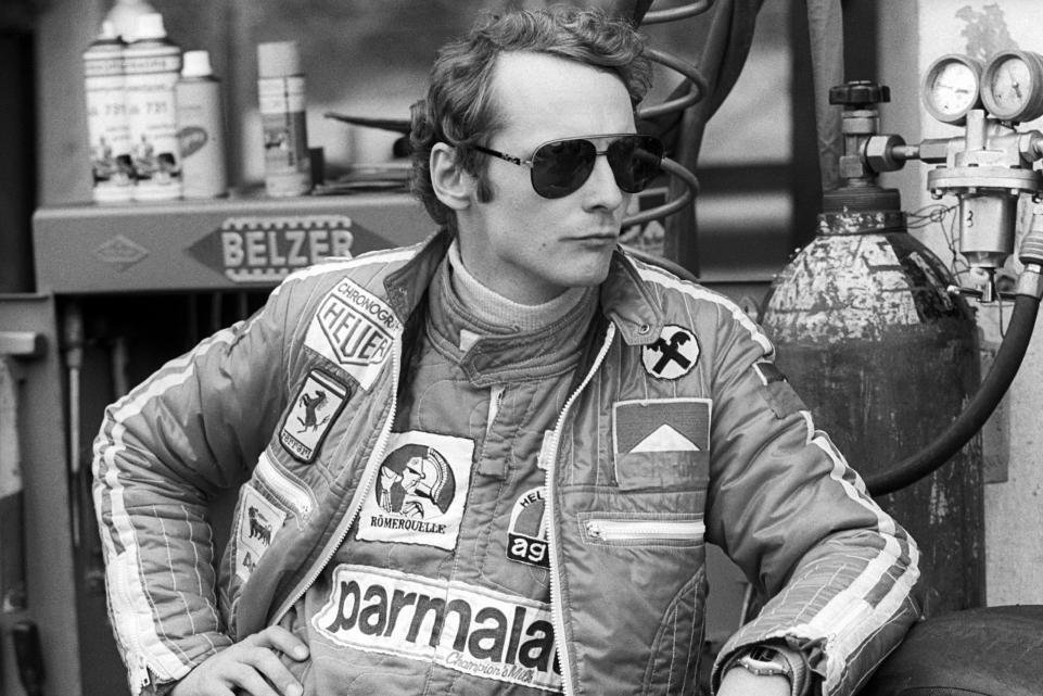Niki Lauda - Joe Monster