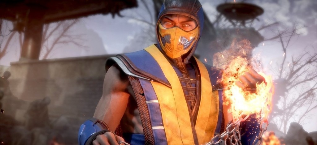 Mortal Kombat - Joe monster