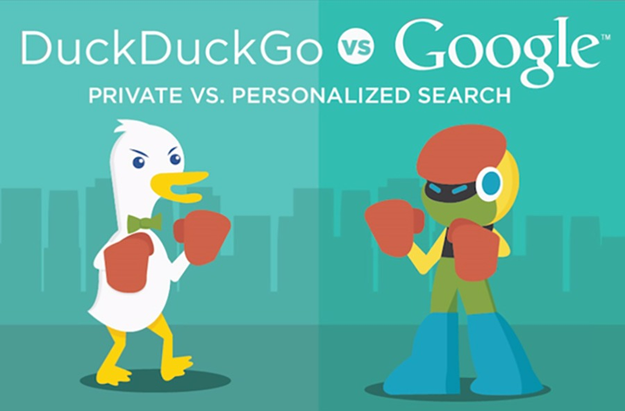 DuckDuckGo vs Google!: Joe Monster
