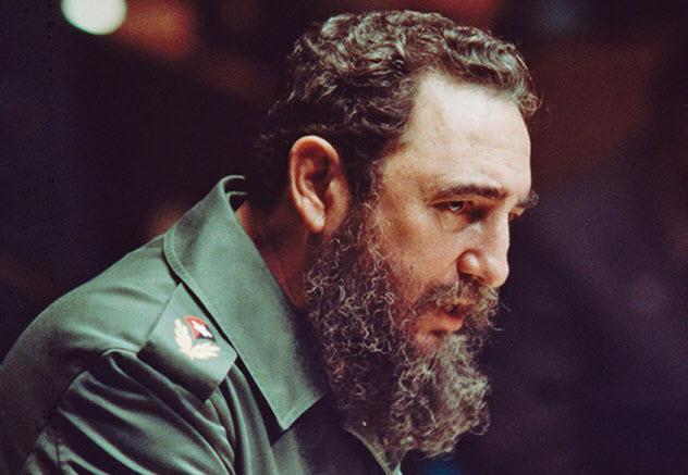 10 najgłupszych sposobów na zabicie Fidela Castro opracowanych przez CIA