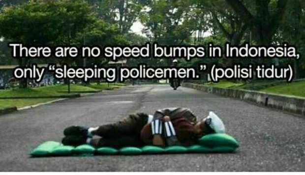 Żaden policjant nie ucierpiał podczas robienia tego zdjęcia.