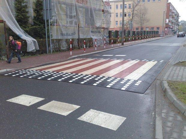 Ach! Jaki patriotyczny próg!
