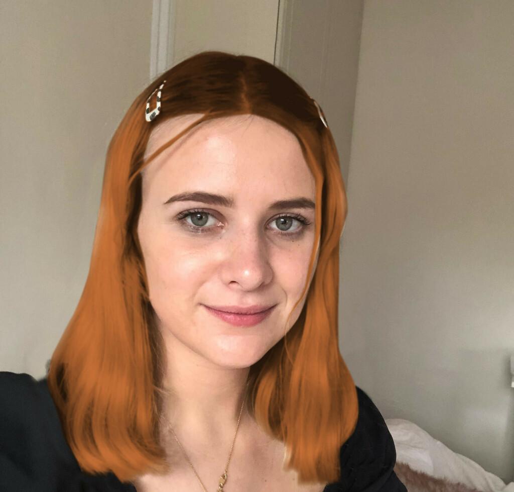 Alice Hall rozpoczęła dochodzenie od rudych włosów, by odkryć, że wkrótce straciła ona swój urok