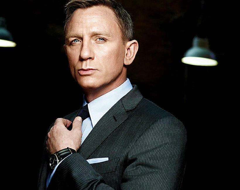 Znalezione obrazy dla zapytania: Daniel Craig