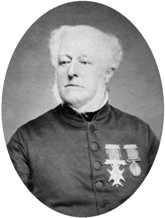 Dr William Peny Brookes