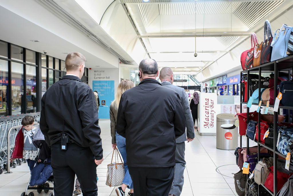 Customer Centric Retail Security Officers - 1st Corporate Security