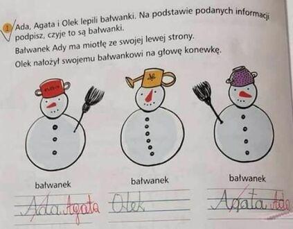 Kto miał rację nauczycielka czy dziewczynka?
