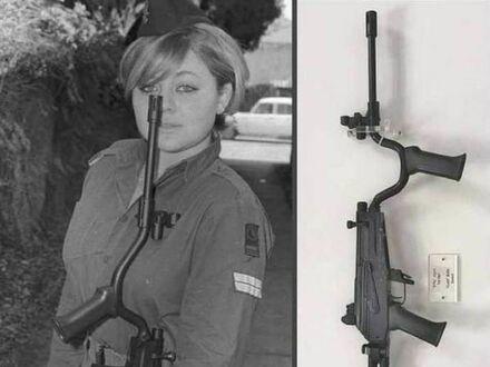 Broń zaprojektowana dla kobiet