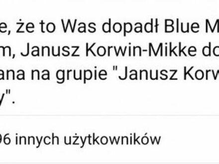 Janusz BlueMonday Mikke
