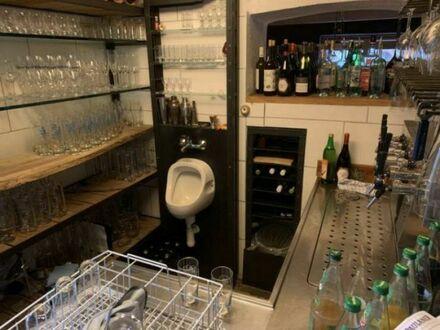 Barman też potrzebuje miejsca dla siebie