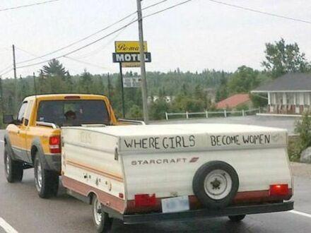 Miejsce, gdzie dziewczyny stają się kobietami