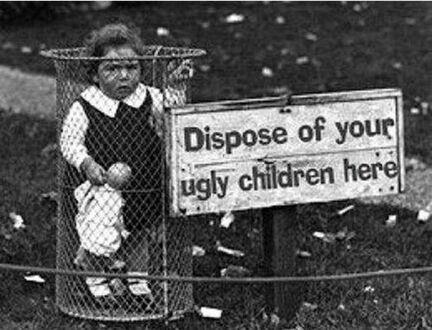 Pozbądź się swojego brzydkiego dziecka tutaj