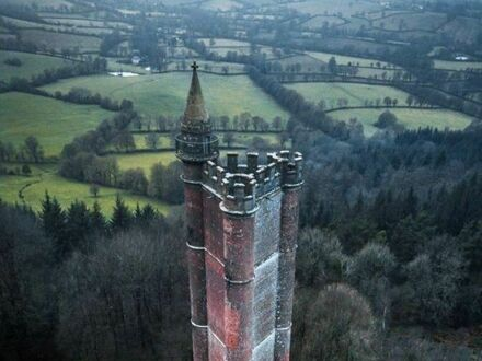 Wieża króla Alfreda w Wielkiej Brytanii