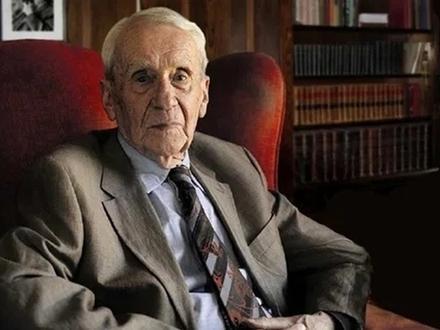 Zmarł Christopher Tolkien, sen autora Władcy pierścieni