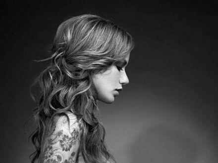 Piękny profil