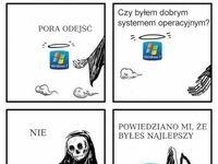 Windows 7 już bez wsparcia