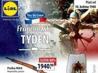 Francuski tydzień w czeskim Lidlu