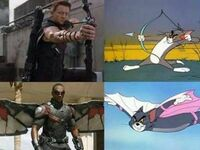 Zanim powstali Avengersi, był on