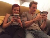 Avengersi zażywają relaksu