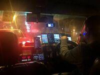 Mój kierowca w Uberze ma swoje własne centrum dowodzenia