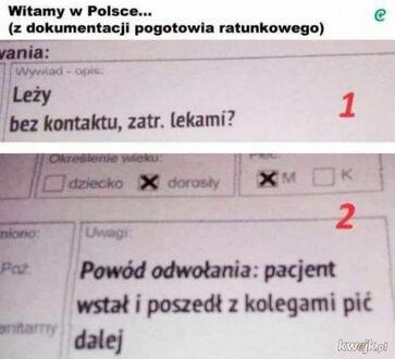 """""""Polska, mieszkam w Polsce..."""""""