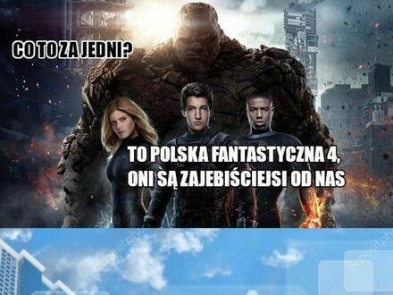 Polska fantastyczna czwórka