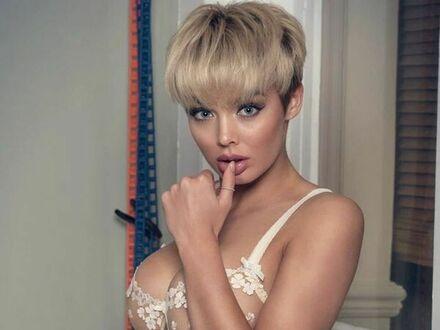 Babeczki z krótkimi włosami są niesamowicie seksowne