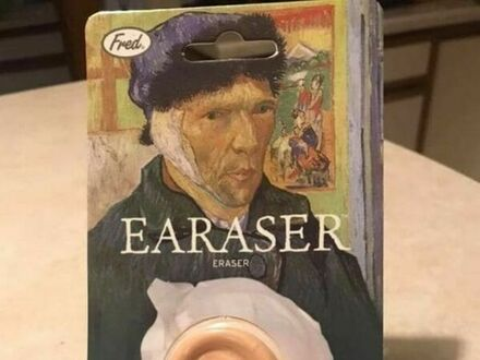 Gumka od van Gogha