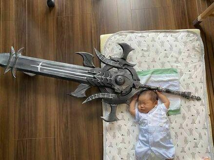 Mały wojownik