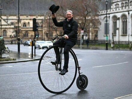 Oldschoolowy rower