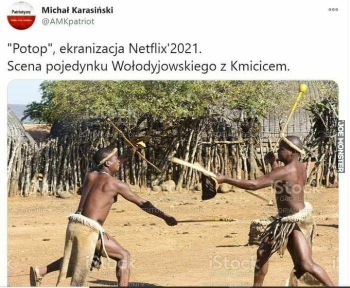 potop ekranizacja netflix 2021