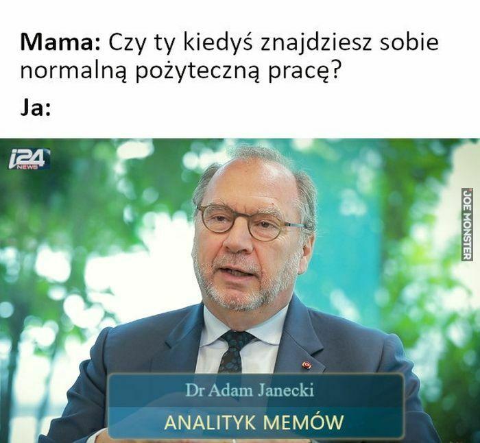mama czy ty kiedyś znajdziesz sobie normalną
