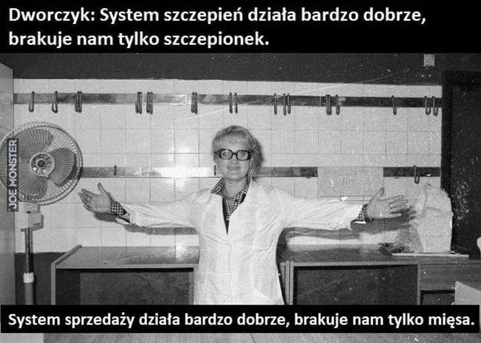 dworczyk system szczepień działa