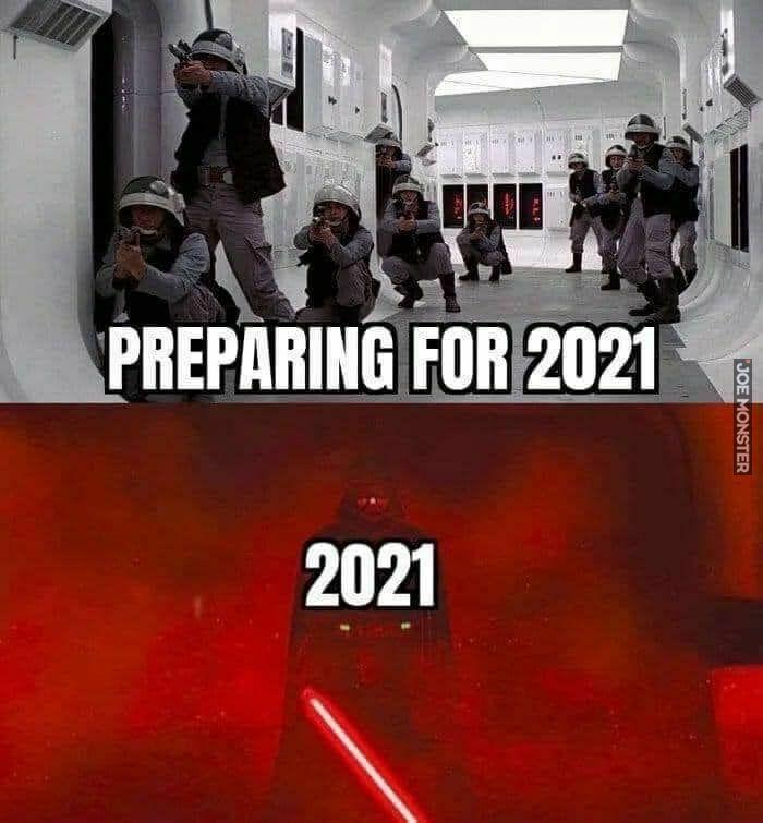 preparing for 2021