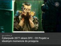Mocno o Cyberpunku