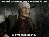PiS rozdaje kolejne emerytury
