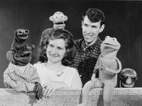 Pierwsze Muppety, 1955