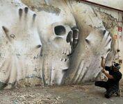 Trójwymiarowe graffiti
