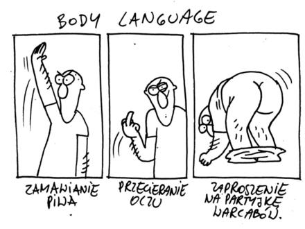 Właściwy język ciała pozwoli ci odnieść sukces w polityce