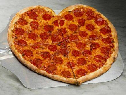 Takie serce mogę dostać na Walentynki