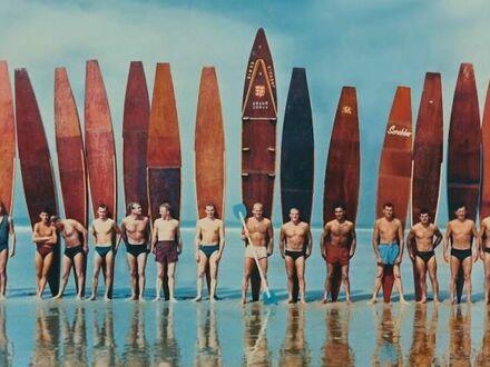 Surferzy na Hawajach, 1946