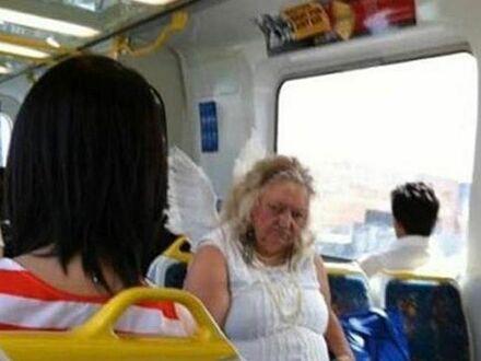 Hej mała, spadłaś z nieba?