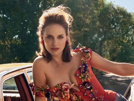 Natalie Portman w 2018 r.