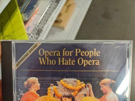 Opera dla ludzi, którzy nienawidzą opery