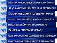 Przebieg epidemii w Polsce