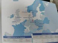 Ryanairowi trochę się omskło na zachód