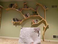 Książkowe drzewo