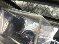 Mój kierowca Ubera nie da się epidemii